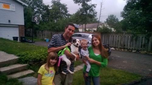 Zippy and family