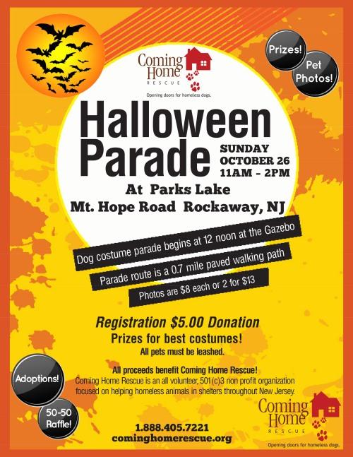 CHR Halloween flyer 2014
