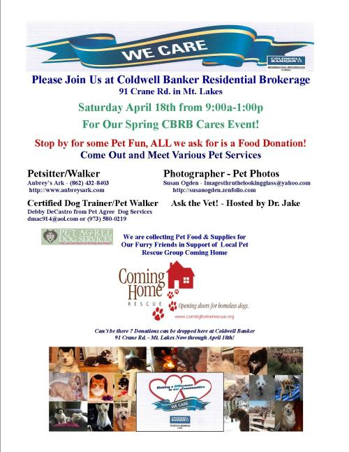 Flyer CBRB Cares and Coming Home Rescue updated